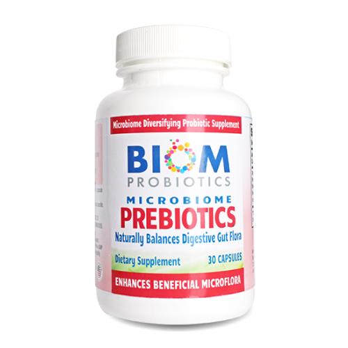 Gut Microbiome Human Health Probiotics | Biom Probiotics | Probiotics | Best Microbiome Diversifying Prebiotic