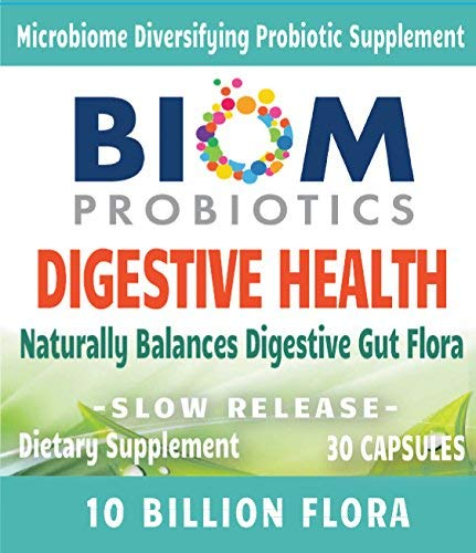 Biom Probiotics | Best Digestive Health Probiotic Supplement in Sarasota | Digestive Health Probiotics