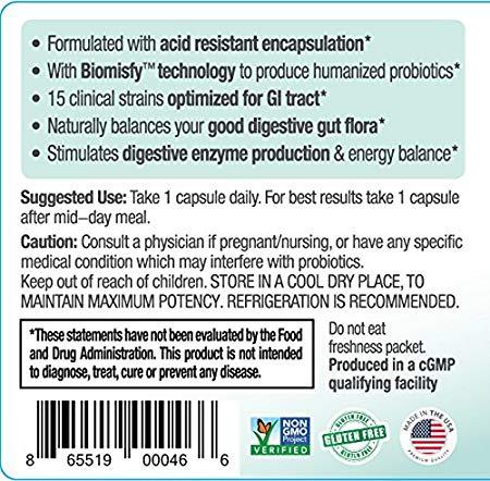 Biom Probiotics   Best Digestive Health Probiotic Supplement in Sarasota   Digestive Health Probiotics