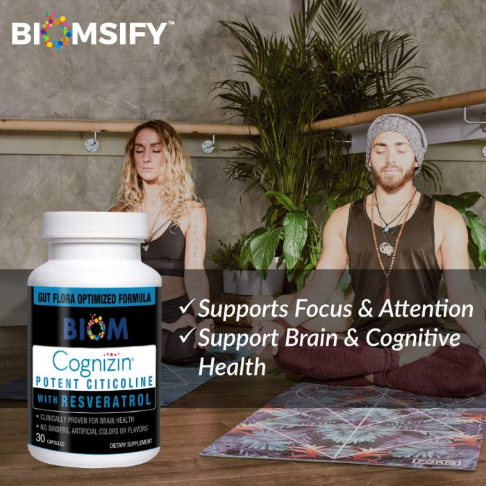 Gut Microbiome Human Health Probiotics | Biom Probiotics | Probiotics | Biom Nutritional Supplements | Best brain health supplement