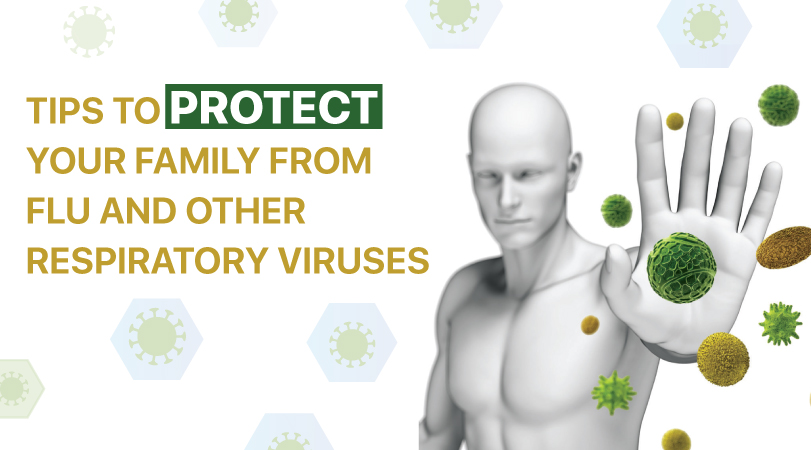 Flu and Respiratory Viruses - Protect Your Family | ImmuneBiom Disease