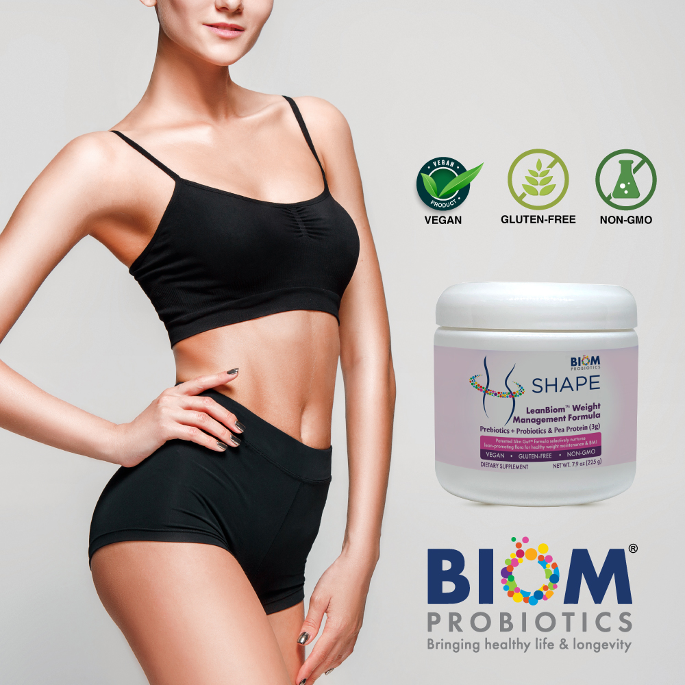 LeanBiom Weight Maintenance Formula | Biom Probiotics | Best Weight Maintenance probiotics | Biom Probiotics