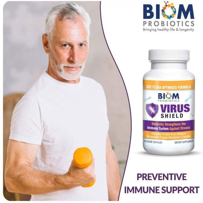 Immunity Probiotics | Immunity Booster | Virus Shield